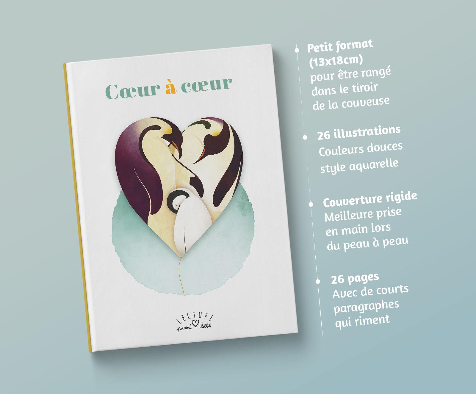 Livre Coeur A Coeur